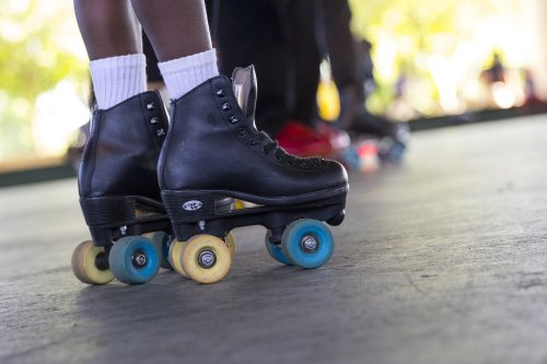 One DC Block Will Turn Into A Roller Rink This Weekend | DCist
