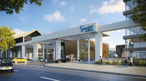 California's Sunset Studios Expanding To UK's Hertfordshire With $1BN Film & TV Facility