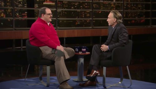 Bill Maher Reveals: Why Ken Bone, Undecided Red Sweater Guy?