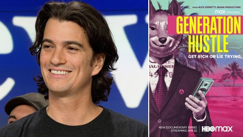 """HBO Max Alters 'Generation Hustle' Descriptions Of Ex-WeWorks CEO Adam Neumann; Drops """"True Crime"""" From Docuseries' Definition"""