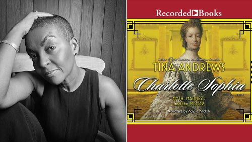 'Bridgerton's Adjoa Andoh To Narrate 'Charlotte Sophia' Audio Book From Tina Andrews & RBmedia