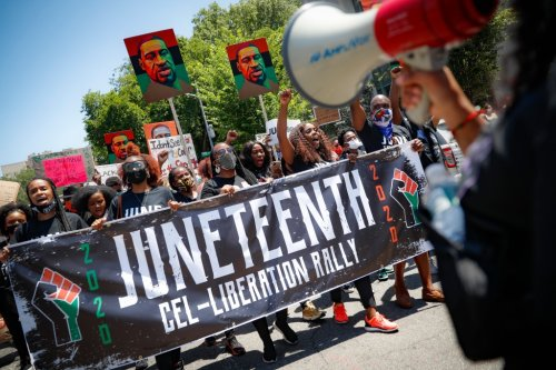 Dwayne Barnes: The Mixed Emotions Of Embracing Juneteenth As Independence Day For African Americans – Guest Column