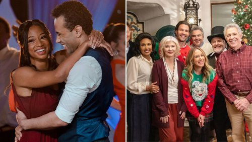 Lifetime Sets Holiday Movies Starring Haylie Duff, Aaron O'Connell, Corbin Bleu, Monique Coleman