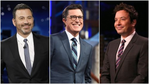 Late-Night Ratings: 'The Late Show' Wins Season For Fifth Consecutive Year As Battle Between Seth Meyers & James Corden Heats Up