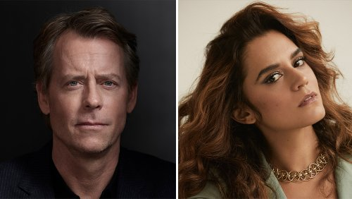 Greg Kinnear & Sepideh Moafi Join Taron Egerton, Paul Walter Hauser & Ray Liotta In Apple's 'In With The Devil' Limited Series