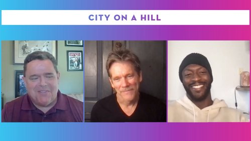 'City On A Hill' Stars Aldis Hodge & Kevin Bacon Explain The Attraction/Repulsion Dynamic Between Their Characters – Contenders TV