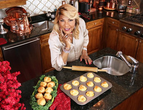 Evelyn Braxton Developing Cooking Series With Lauren Grace Media