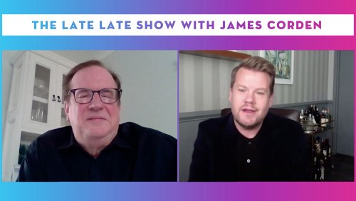 James Corden Breaks Down 'Late Late Show's Prince Harry Surprise And Talks Adapting During The Pandemic – Contenders TV