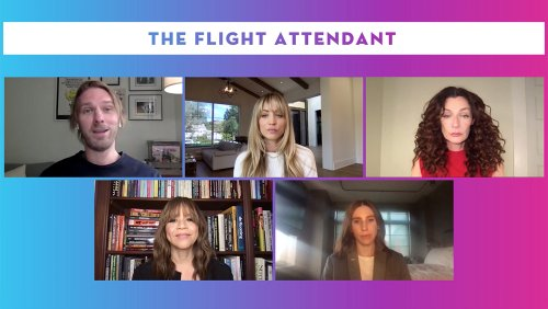 'The Flight Attendant' Star/EP Kaley Cuoco Teases How Cassie Bowen Will Fare In L.A. In Season 2 – Contenders TV