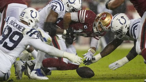 NBC 'SNF' Colts-49ers Coverage Slips In Demo & Viewership But Tops Sunday; 'The Equalizer' Rises