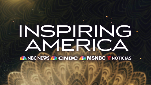 NBCUniversal's News Divisions Launch 'Inspiring America' Honors