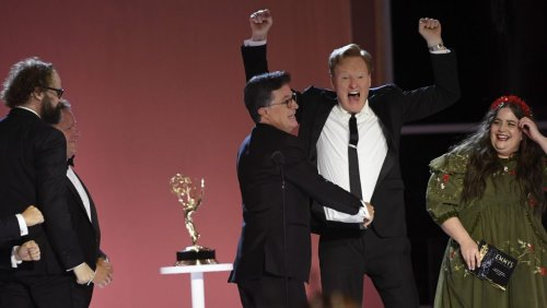 Conan O'Brien, Biz Markie & The Emmy Losers' Support Group Among Best Moments Of The 2021 Emmys