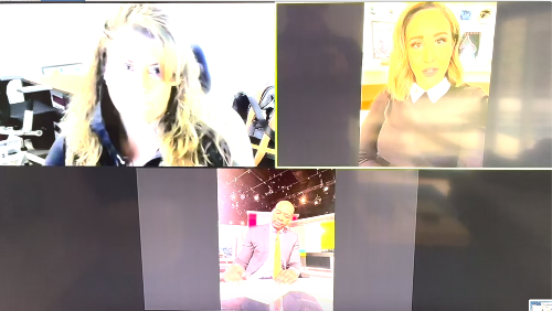 KCBS-TV Accidentally Broadcasts Internal Zoom Meeting During 'CBS This Morning'