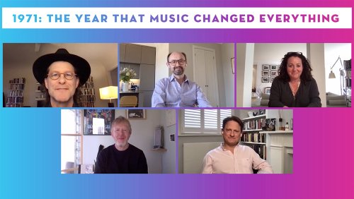 "Turbulent Times, Incredible Songs: '1971' Filmmakers On ""The Year Music Changed Everything"" – Contenders TV Docs + Unscripted"