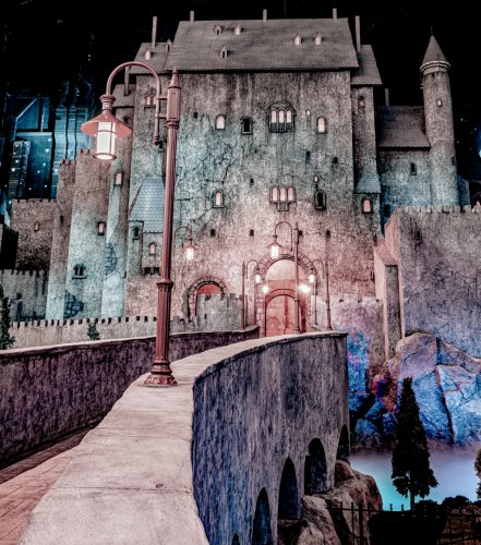 'Hotel Transylvania' Attraction Checks Into Russia's Dream Island Theme Park