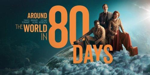 'Around The World In 80 Days' Teaser Trailer + EP Simon Crawford Collins & Writer Ashley Pharoah Talk David Tennant-Led Adventure