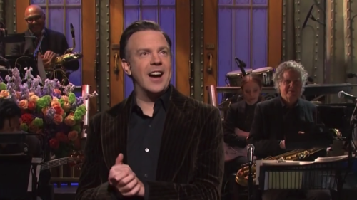 'SNL': Jason Sudeikis Reflects On Return To Show That Changed His Life Twice In Opening Monologue