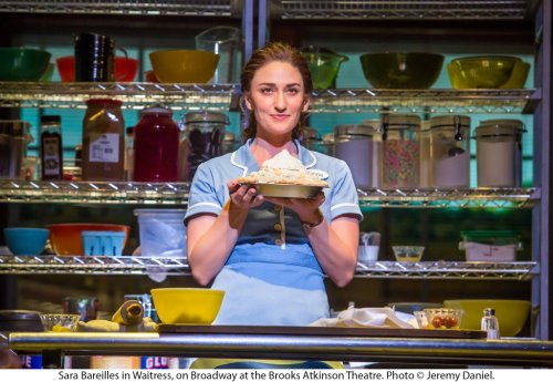'Waitress' Alumni Will Join Sara Bareilles For Musical's Limited Broadway Return