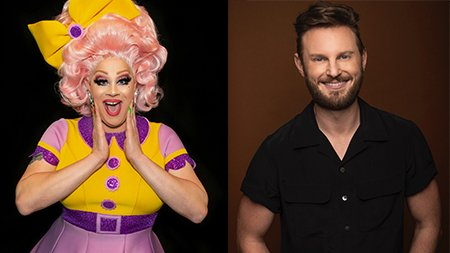 'RuPaul's Drag Race' Alum Nina West & 'Queer Eye's Bobby Berk Team For Children's Variety Show At Stoopid Buddy Stoodios