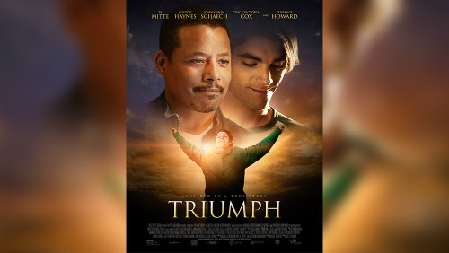 Inspirational Pic 'Triumph' Scores Cinemark Release; Quiver Distribution Books 'The Retreat' For May