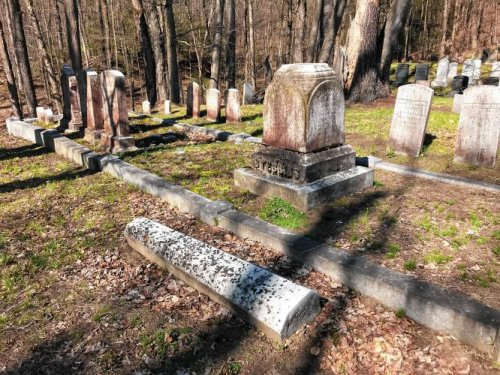 Historic Massachusetts cemetery attempts to preserve graves before irreparable damage destroys plots