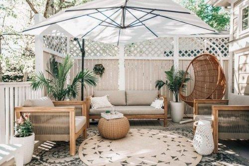 100 Terrassengestaltung Ideen als Inspiration für Ihr Freiluftzimmer
