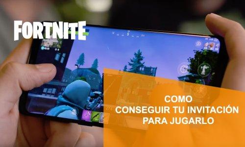 Ya disponible! Fortnite para Android. Como inscribirse en la beta
