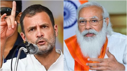 BJP fishes out 'Congress toolkit' used to dent PM Modi's image; Oppn calls it fake