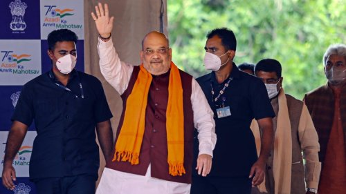 Time for sidelining people of Jammu has come to an end: Amit Shah