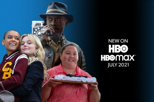 New on HBO and HBO Max July 2021