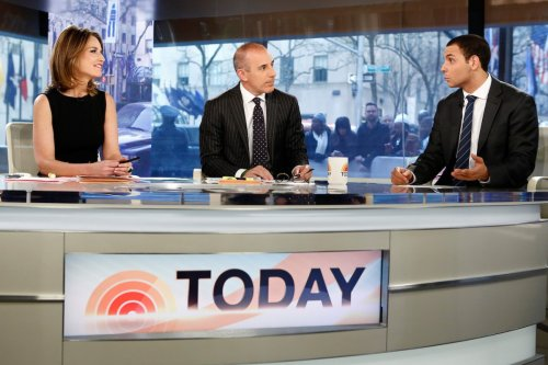 'Today' Edits Matt Lauer Out of Savannah Guthrie's 10th Anniversary Tribute