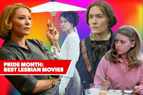 The Best Lesbian Movies To Watch During Pride Month (And Every Other Month, Too)