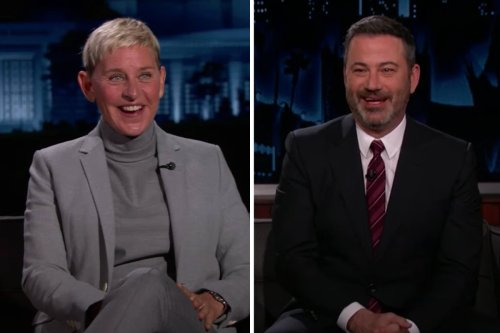 Jimmy Kimmel Fails To Confront Ellen DeGeneres About Toxic Workplace Allegations In New Interview