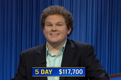 'Jeopardy!' Fans Have Mixed Feelings About Jonathan Fisher, Matt Amodio's Rival and John C. Reilly Lookalike