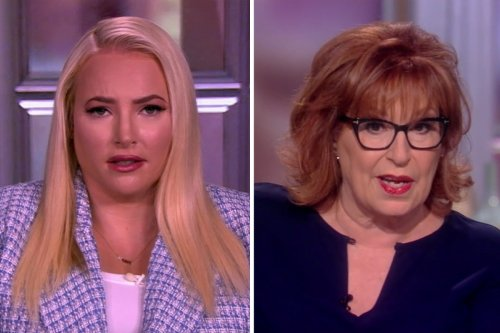 Hell Freezes Over as Meghan McCain And Joy Behar Agree on 'The View'