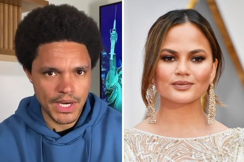 """Trevor Noah Says Chrissy Teigen Was """"Far From the Only A**Hole on Twitter"""""""