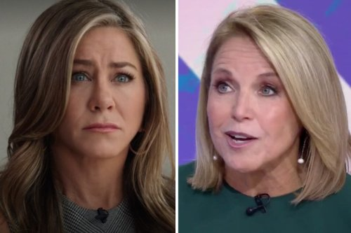 Fans Compare Katie Couric 'Today Show' Interview to 'The Morning Show' Episode
