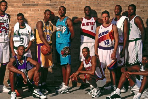 How To Watch NBA TV's 'Ready or Not: The 96 NBA Draft' Documentary Live Online