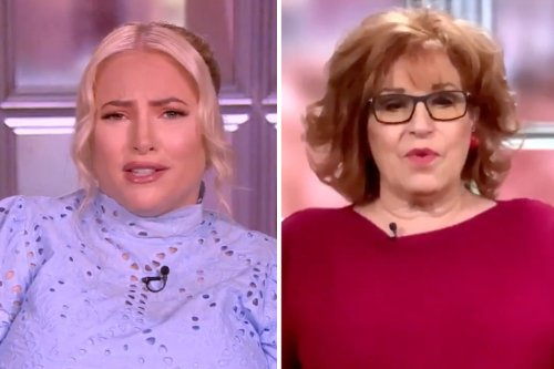 """'The View': Meghan McCain Bickers With Joy Behar, Claims """"I Have A Higher Likelihood Of Getting Shot … Than Getting COVID"""""""