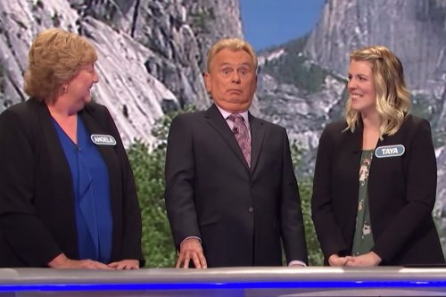 Pat Sajak Gives Away 'Wheel of Fortune' Answer — But No One Notices