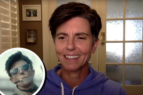"""Tig Notaro Perplexed by Twitter Reaction to her """"Sexy AF"""" 'Army of the Dead' Character: """"I Was Like, What Is That?"""""""
