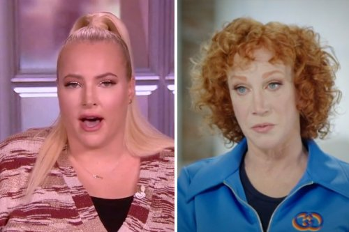 """Meghan McCain Slams Kathy Griffin After Cancer Diagnosis on 'The View': """"I Don't Like Her, I'm Never Going to Like Her"""""""