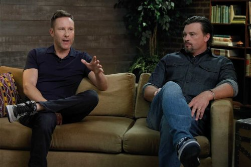 'Smallville' Reunion: Watch an Extended Cut of Tom Welling and Michael Rosenbaum's 20th Anniversary Conversation