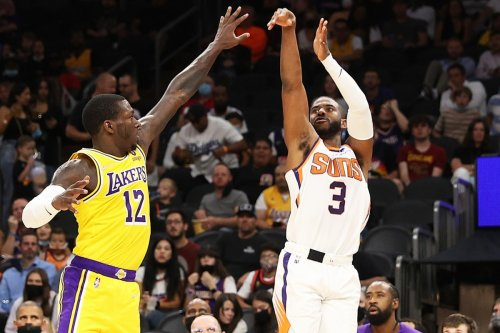 What Channel Is the Lakers/Suns Game on Tonight? Lakers vs. Suns Live Stream Info