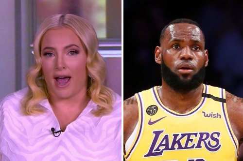 """'The View': Meghan McCain Calls Out LeBron James for Ma'Khia Bryant Tweet: """"You're Putting That Police Officer's Life in Danger"""""""