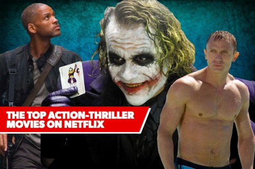 Best on Netflix: The Top 7 Action Thrillers