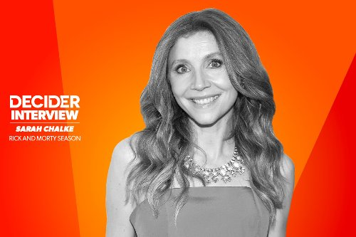 'Rick and Morty's Sarah Chalke Teases What's in Store for Beth in Season 5