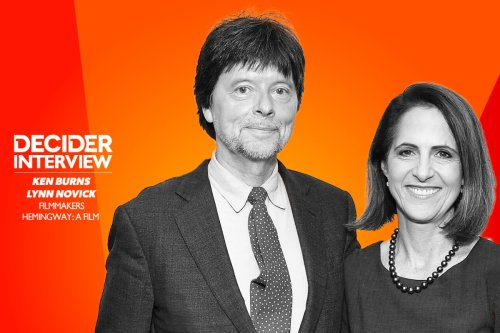 'Hemingway' Co-Directors Ken Burns and Lynn Novick on Trauma, Truth, and the Literary Canon