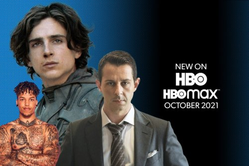 New on HBO and HBO Max October 2021