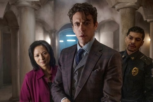Stream It Or Skip It: 'Dan Brown's The Lost Symbol' On Peacock, Where A Young Robert Langdon Tries To Save His Mentor By Finding A Portal In D.C.